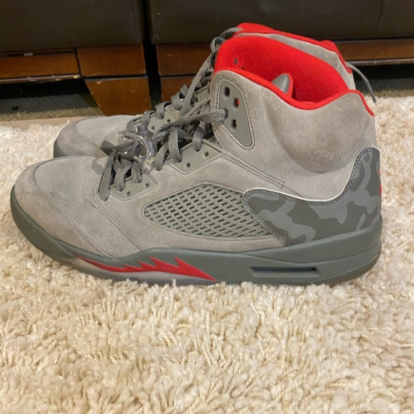 Jordan Shoes | Jordan 5 Army Green